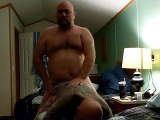 Fat fucking...