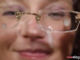 Spex babe pussyfucked and anally pounded