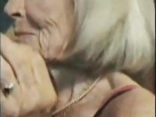 gentle 90yo Molly casting - Granny gangbang
