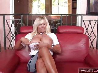 Tits fucks like a pro...