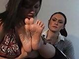 bossy feet