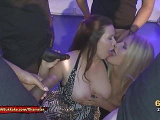 Chubby girls with Natural tits are addicted to Urine - 666Bu