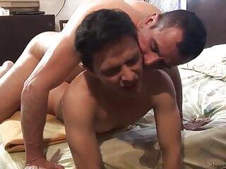HOT DADDY HORATIO CREAMS HIS BOY MARCEAU GOOD