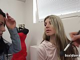 Lexidona - Hot babe Lexi Dona and Gina Gerson suck cock