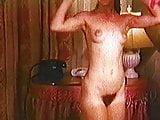Naked ebony girl abs
