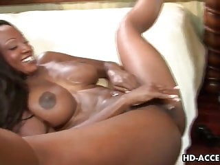 Sweet black Diamond Jackson hot kinky fucking