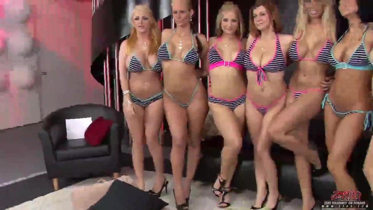 Big Tit Blonde Pov Handjob