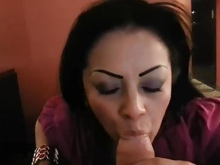 Modern british pakistani aunty blowjob for her lover...