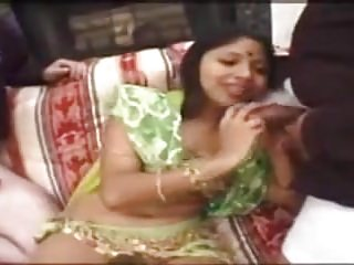 comely bengali milf with small jugs and ass