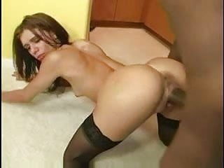 Isabella Amore on huge black cock