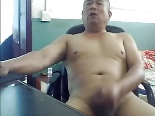 Chinese daddy 002 huge cock