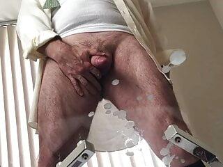سکس گی Silver With Table masturbation  hd videos handjob  gay grandpa (gay) gay cumshot (gay) daddy