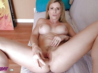'Which Hole Do You Want?' Stepmom Cory Chase Gifts Her Ass