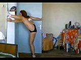 Lebanese girl exciting