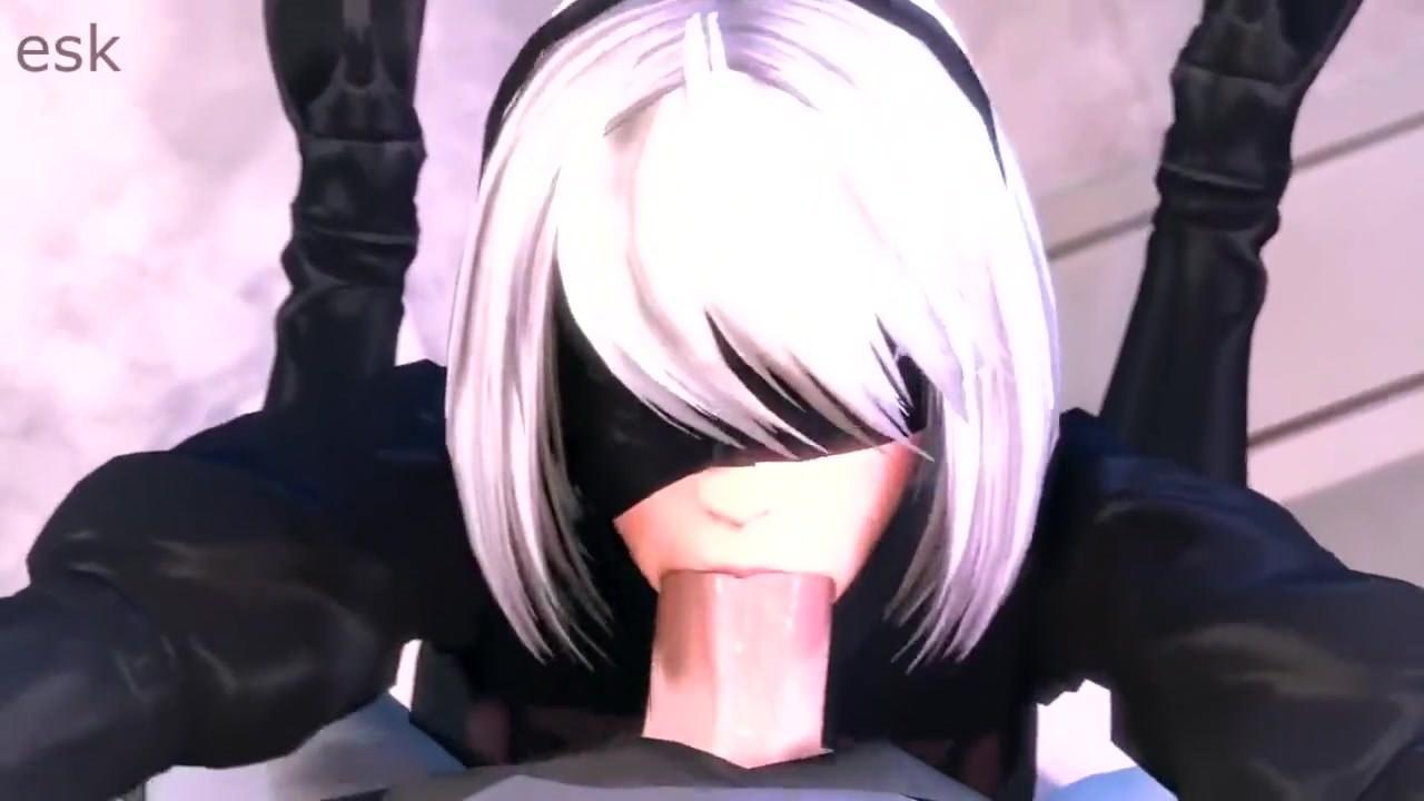 Nier Automata 2b Hentai
