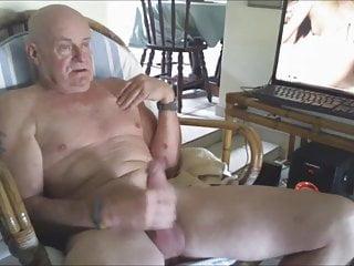 Watching a cumming...