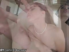 Tiffany Doll's Ass Stretched and Face Fucked