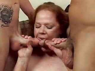 anal threesome