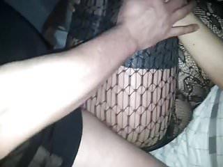 Fremdschwanz im Ehebett gefickt