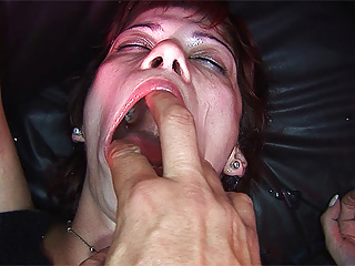 Has group swingers for the first time...
