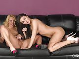 Petite Aaliyah Love and Jojo Kiss Are Two Naughty Babes