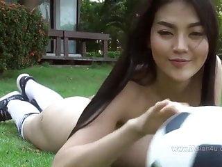 Thai massive tits Faii orapun