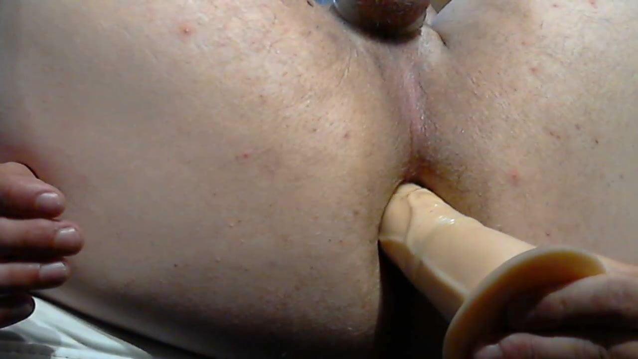 anal arsch offen