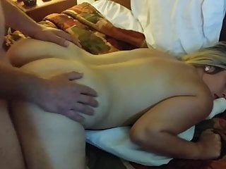 cum in her ass