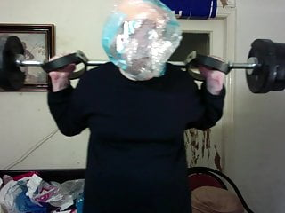 Piranha Satan: Work out exercise at home..