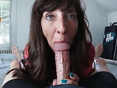 Sexy Stranded MILF Saved By Super Shadow