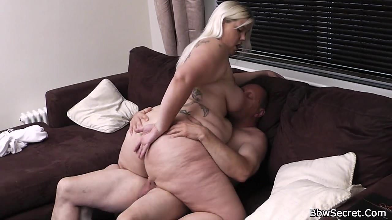 Cheating Blonde Bbw Hotel