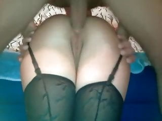 Mom Gives Up The Ass And Gets A Creampie