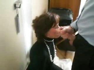 Real mom blowjob, porn - videos.aPornStories.com