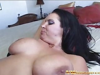 Interracial anal sex brunette...