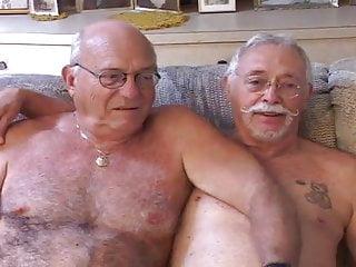 Men at work 7 older daddies and bears...
