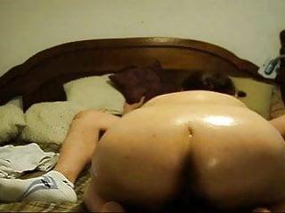 Culona mamando