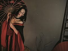 SANKTOR 037 - JAPANESE SLAVEGIRL SHIBARI BDSM VIDEO