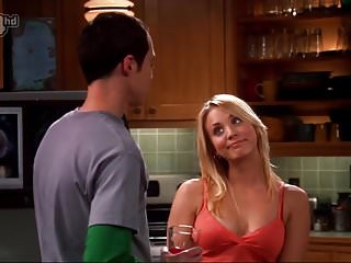 The very breast of penny big bang theory...