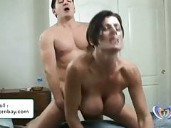 Hot MILF Stepmom fucking and smoking, vintagepornbay.com