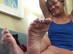 Stinky Soles Fap Off Instruction