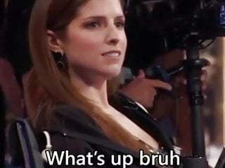 Anna Kendrick wants to know what's up?