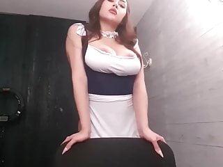 Lisa cohvohnsky maid nipples bounce out...