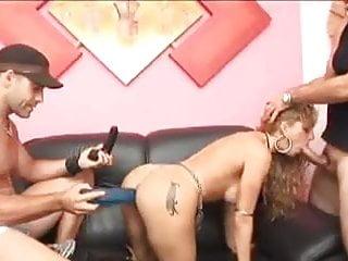 Sexy dildo and 2 hot guys...