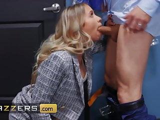 Hot Blonde Secretary Khloe Kapri Pounded Hard By Her Boss