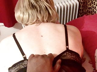 Anal lovely English trans with