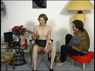 Das porno interview geht schief...