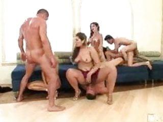 Lisa Marie Orgy 2