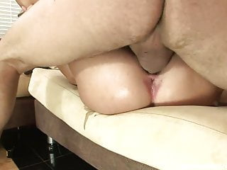 Anal Creampie For Out Of Work Teen