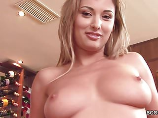 Perfect milf in real with anal dp and...