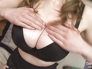 Sapphire Boobs Fun And Dildo Fuck